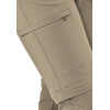 Maier Sports Inara Slim lange broek Dames bruin